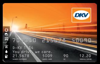 Carta carburante DKV