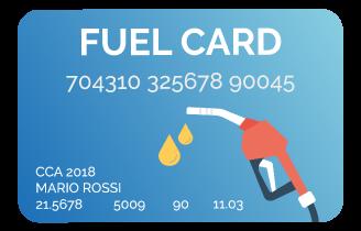 Carta carburante IP