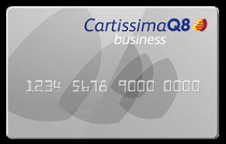 Carta carburante CartissimaQ8
