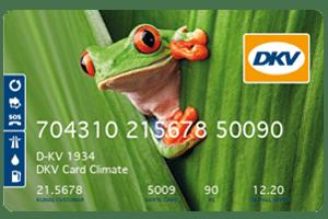 Carta carburante multiservizi DKV Climate