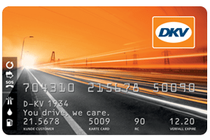 Carta carburante multiservizi DKV