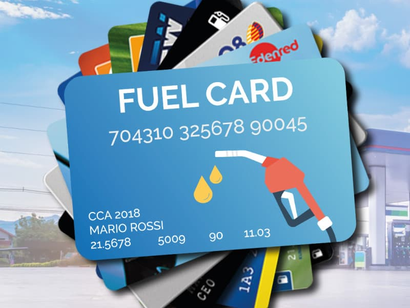 Carte carburante prepagate